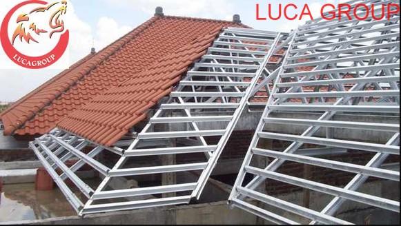 Hướng Dẫn Cách Chia Rui Mè Lợp Ngói Phù Hợp Nhất   Luca Group