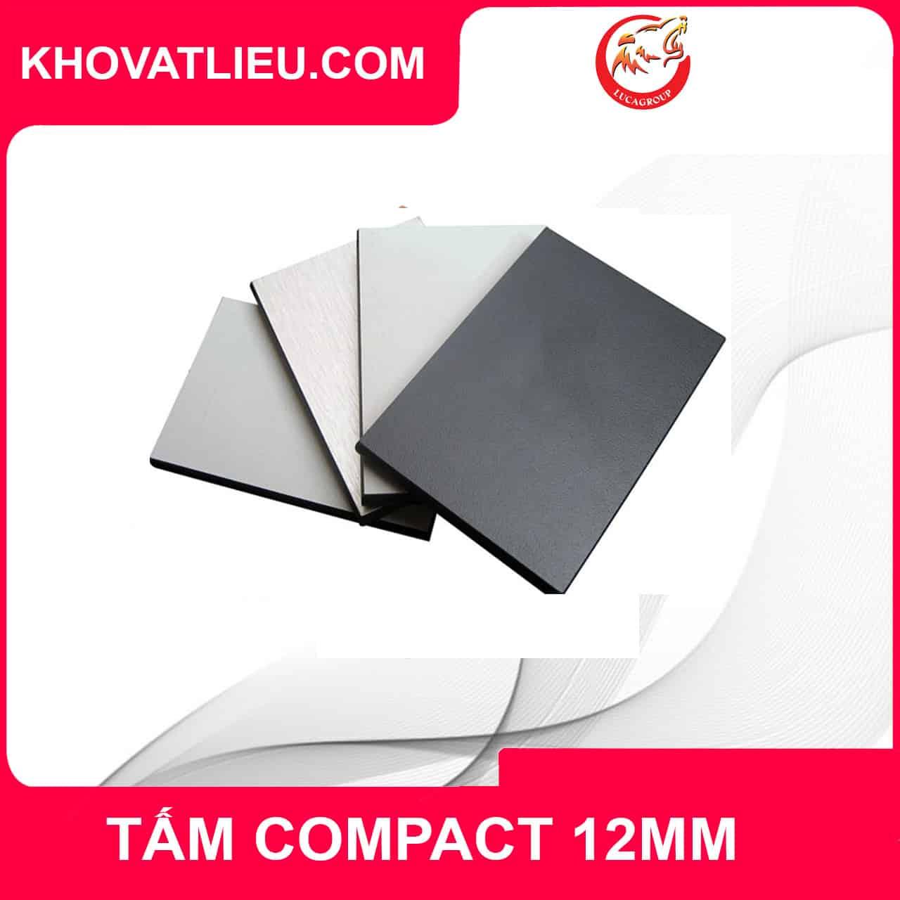 Tấm compact HPL 12mm